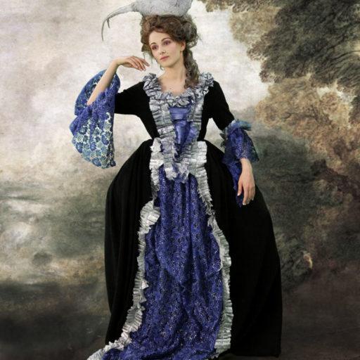 Epoki, Wyższa Szkoła Artystyczna, malarstwo w scenografii, kostium i rekwizyt sceniczny