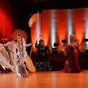 Wyższa Szkoła Artystyczna, SemperOpernball, opera drezdeńska, kostium i rekwizyt sceniczny, malarstwo w scenografii
