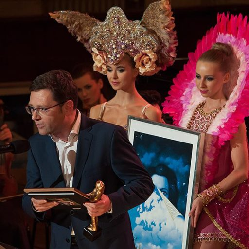 Wyższa Szkoła Artystyczna, Filharmonnia Narodowa, złota statuetka w kategorii Najlepszy Kostium Sceniczny, nagroda