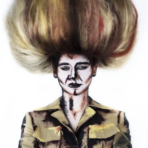 licencjat, dyplom, wyższa szkoła artystyczna, kostium, charakteryzacja, malarstwo, peruka