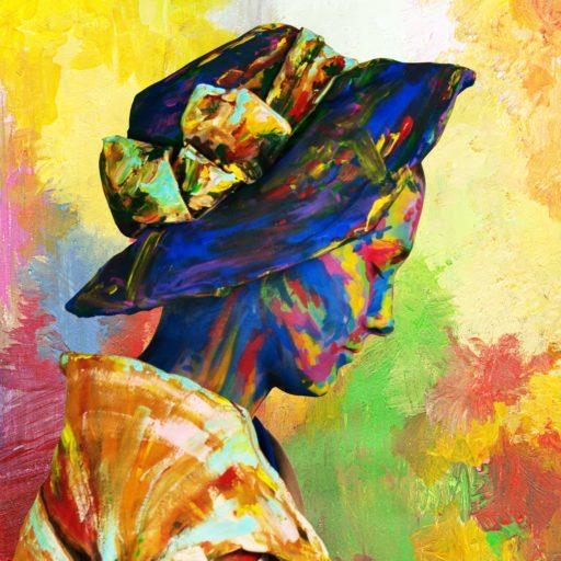 licencjat, wyższa szkoła artystyczna, kostium, charakteryzacja, malarstwo, obraz żywy,