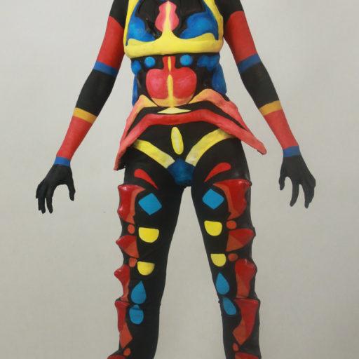 wyzsza szkola artystyczna, malarstwo, bodypainting, kostium, charakteryzacja, makro
