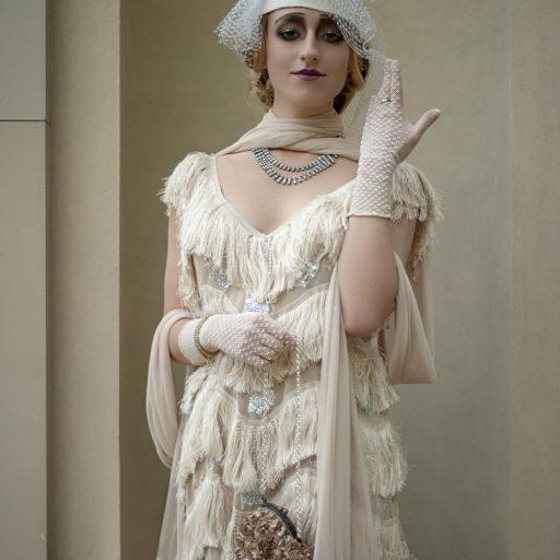 wyzszaszkolaartystyczna, kostium,charakteryzacja, epoka, lata20te, sesja, wilanow, makijaz, wizaz