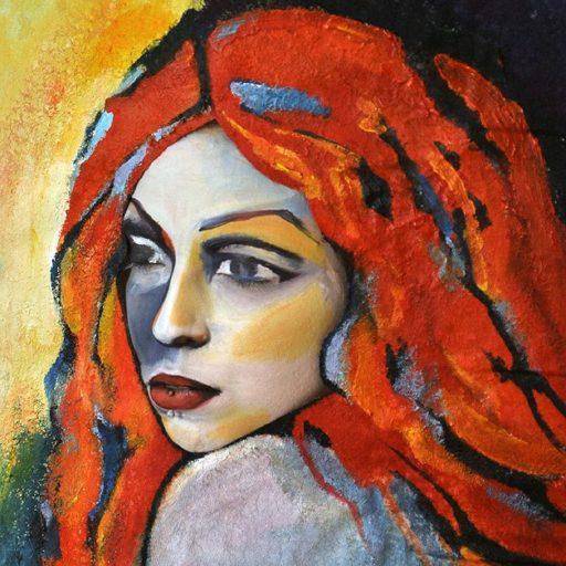 92c3931df5de Malarstwo Żywe obrazy · WSA   Charakteryzacja
