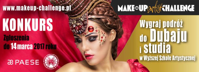 makeup challenge, wyższa szkoła artystyczna, makijaż, make-up artist, makijaż fashion,