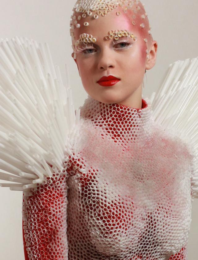 wyzsza szkola artystyczna, charakteryzacja, polska, kostium, makijaz, makeup, bodypainting