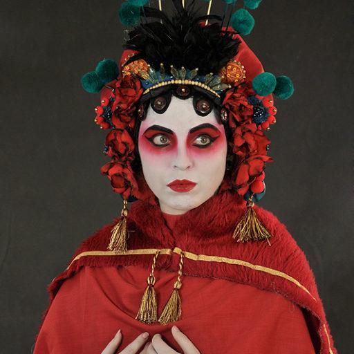 Wyzsza Szkola Artystyczna, charakteryzacja, kostium, rasa,