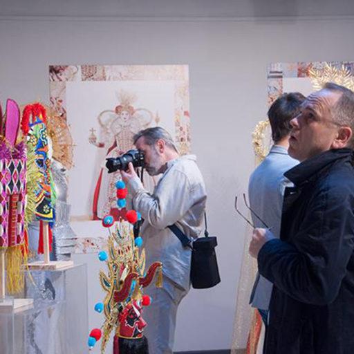 wyzszaszkolaartystyczna, wystawa, wernisaz, kostium, charakteryzacja, dyplom, wilanow, epoka, barok, rokoko