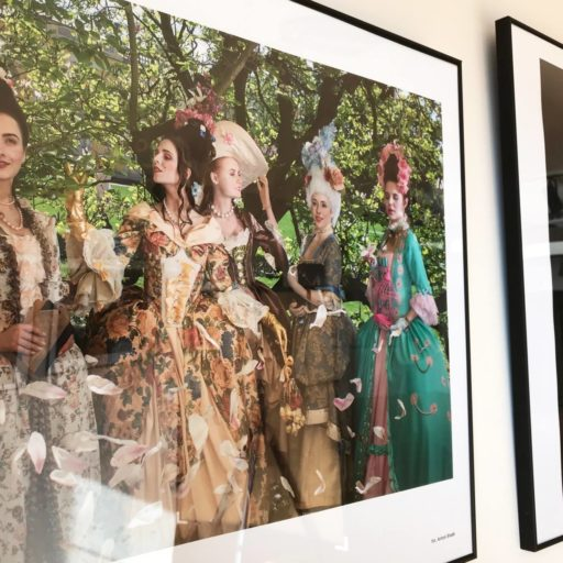 empire, rokoko, barok, wyzsza szkolaartystyczna, wystawa, kostium, epoka, lata20te, makijaz, wizaz,
