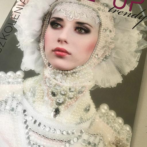 wyzszaszkolaartystyczna, makijaz, trendy, publikacja, kostium, wyzszaszkolaartystyczna
