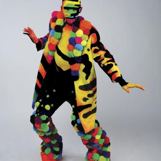 wyzszaszkolaartystyczna, kostium, bodypainting, charakteryzacja, alkohol, malarstwo
