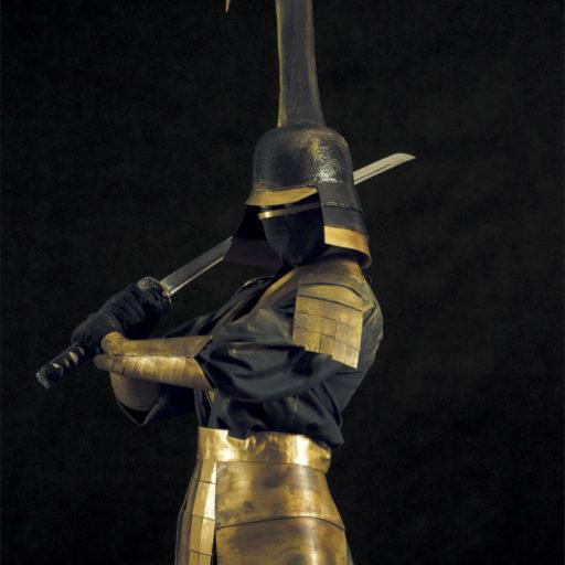 wyzszaszkolaartystyczna, kostium, malarstwowscenografii, licencjat, dyplom, zbroja, japonia