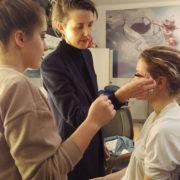 warsztat, makijaż, makeup, wizaż, wyższa szkoła charakteryzacji
