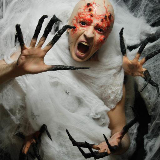 wyzszaszkolaartystyczna, charakteryzacja, malarstwowscenografi, kostiumirekwizytsceniczny, fx,krew, halloween